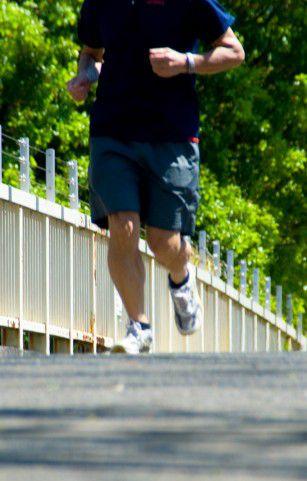slow-joging