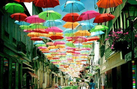 colorful-unbrerra