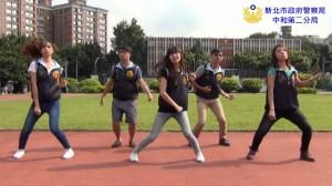 台湾の警察官達によるコミカルすぎる犯罪防止プロモーション