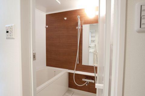 カビキラーは浴室が乾燥した状態で!