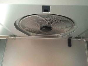 換気扇で除湿効果アップ